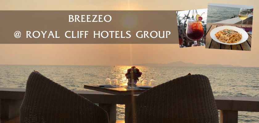 Breezeo @ Royal Cliff Hotels Group
