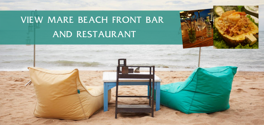 View Mare Beach Front Bar And Restaurant